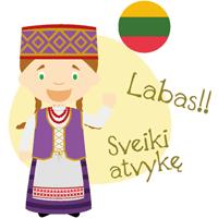 Litauische Sprache