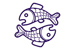 Dilarawurde im Sternzeichen Fische geboren