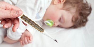 Drei-Tage-Fieber erkennen und behandeln