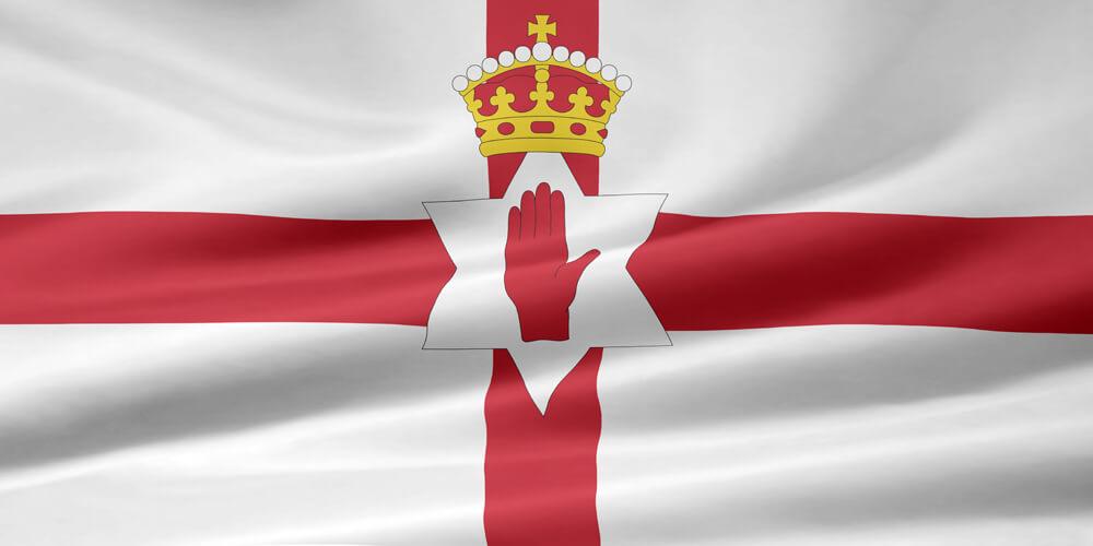 Flagge von Nordirland