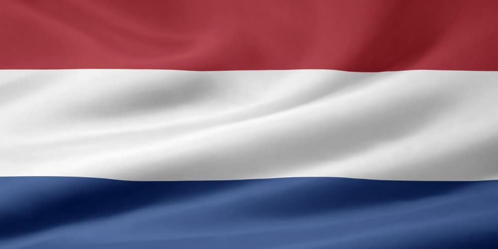 Flagge von den Niederlanden