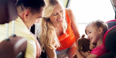 Reisen mit Baby oder Kleinkind