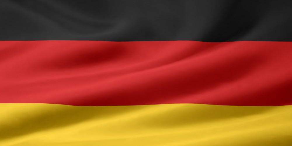 Flagge von Deutschland