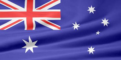 Beliebteste Vornamen in Australien