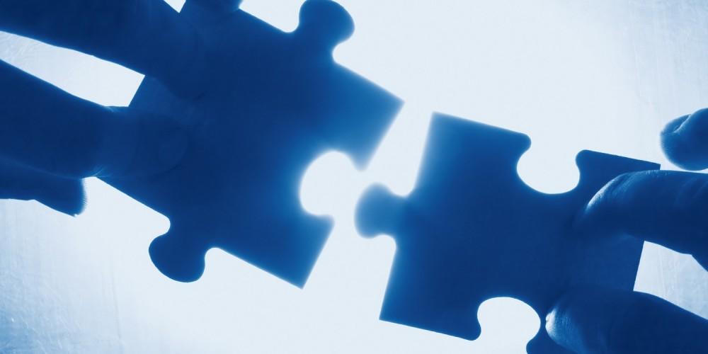 Passende Puzzleteile