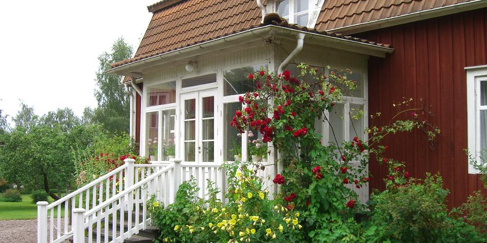 Astrid Lindgrens Elternhaus in Vimmerby