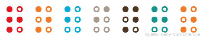 Robinho in Blindenschrift (Brailleschrift)