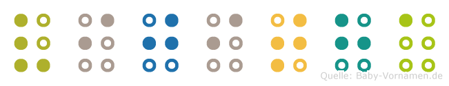 Vijitha in Blindenschrift (Brailleschrift)