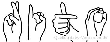 Rito in Fingersprache für Gehörlose