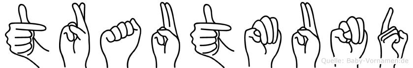 Trautmund in Fingersprache für Gehörlose