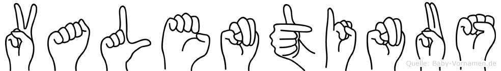 Valentinus in Fingersprache für Gehörlose