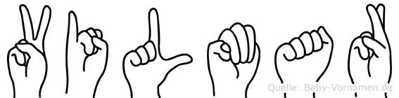 Vilmar in Fingersprache für Gehörlose