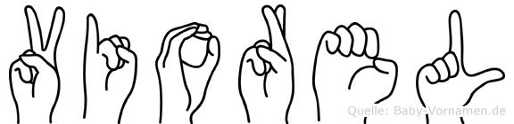 Viorel in Fingersprache für Gehörlose