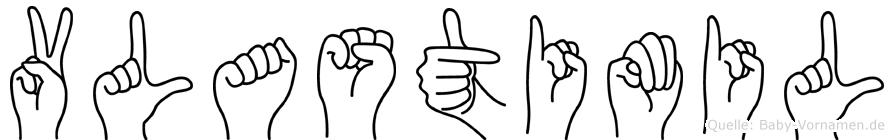 Vlastimil in Fingersprache für Gehörlose