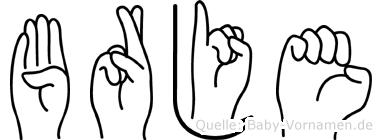 Börje in Fingersprache für Gehörlose