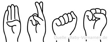 Bras in Fingersprache für Gehörlose