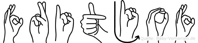 Fritjof in Fingersprache für Gehörlose