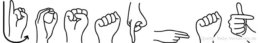Josaphat in Fingersprache für Gehörlose