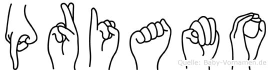 Priamo in Fingersprache für Gehörlose