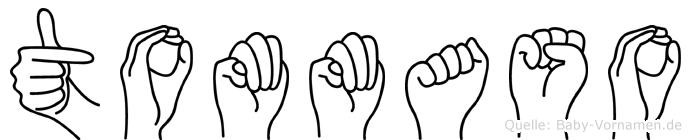 Tommaso in Fingersprache für Gehörlose