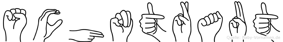Schöntraut in Fingersprache für Gehörlose