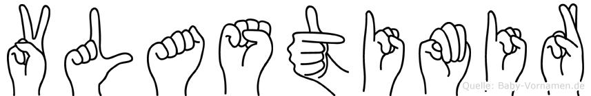 Vlastimir in Fingersprache für Gehörlose