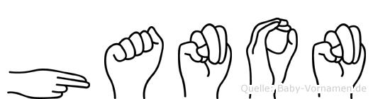 Hanon in Fingersprache für Gehörlose