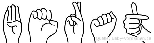 Berat in Fingersprache für Gehörlose
