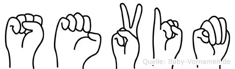 Sevim in Fingersprache für Gehörlose