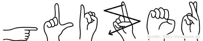 Gülizer in Fingersprache für Gehörlose