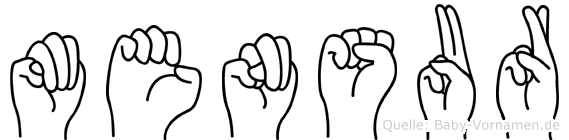 Mensur in Fingersprache für Gehörlose