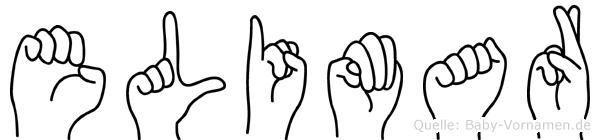 Elimar in Fingersprache für Gehörlose