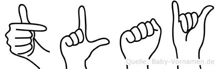 Tülay in Fingersprache für Gehörlose