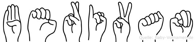 Berivan in Fingersprache für Gehörlose