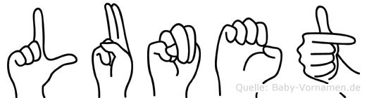 Lunet in Fingersprache f�r Geh�rlose