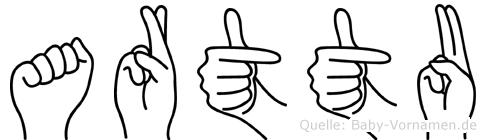 Arttu in Fingersprache für Gehörlose