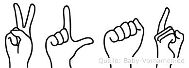 Vlad in Fingersprache für Gehörlose