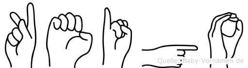 Keigo in Fingersprache für Gehörlose