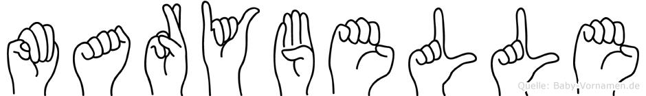 Marybelle in Fingersprache für Gehörlose
