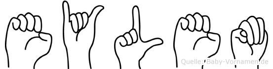 Eylem in Fingersprache für Gehörlose