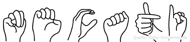 Necati in Fingersprache für Gehörlose
