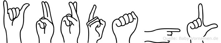 Yurdagül in Fingersprache für Gehörlose