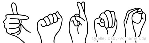 Tarmo in Fingersprache für Gehörlose