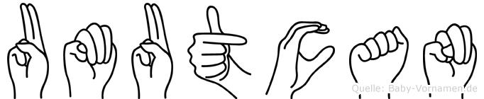 Umutcan in Fingersprache für Gehörlose
