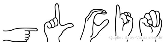 Gülcin in Fingersprache für Gehörlose