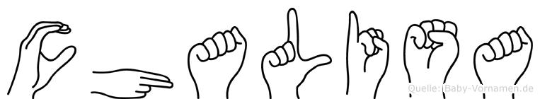 Chalisa in Fingersprache für Gehörlose