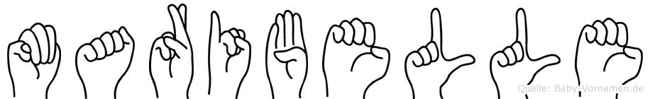 Maribelle in Fingersprache für Gehörlose