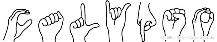 Calypso in Fingersprache für Gehörlose