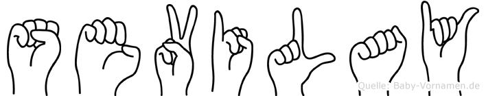 Sevilay in Fingersprache für Gehörlose