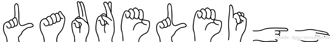Laureleigh in Fingersprache für Gehörlose